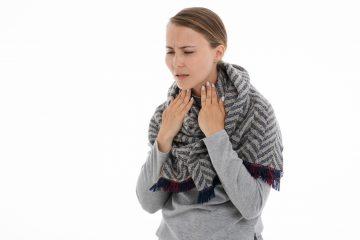 boleče grlo